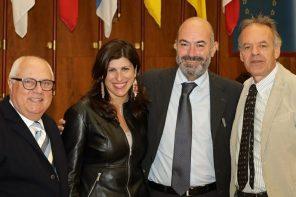 il CdA di Arisme (Agenzia per il risanamento di Messina) con l'assessore salvatore mondello