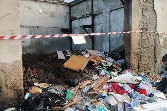 discarica, smaltimento illecito di rifiuti a messina