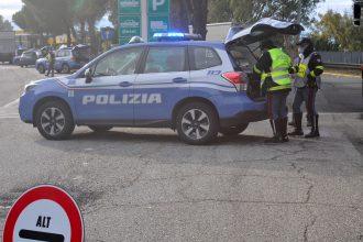 polizia stradale di messina