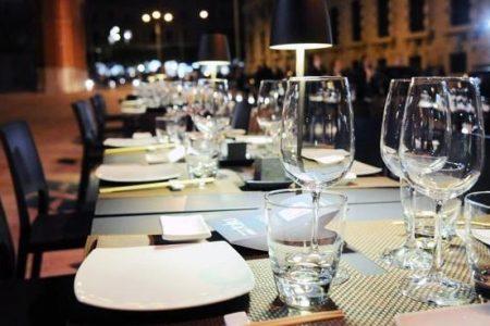 ristorante aperto la sera