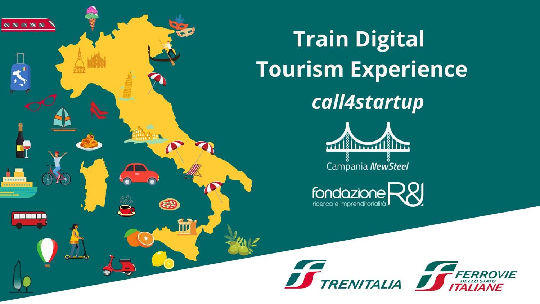 call di trenitalia per le startup italiane per incentivare il turismo
