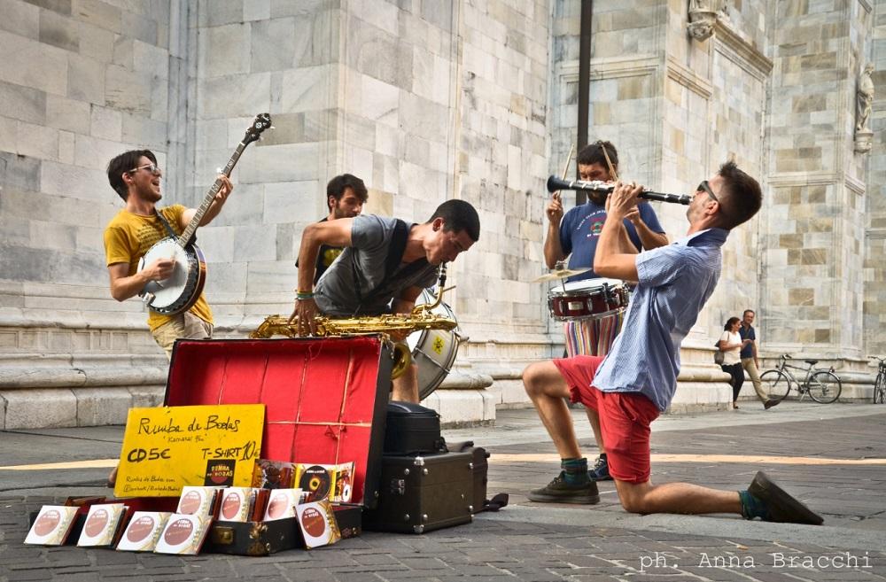 musica in strada