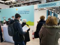 vaccini covid vulnerabili all'hub della fiera di messina