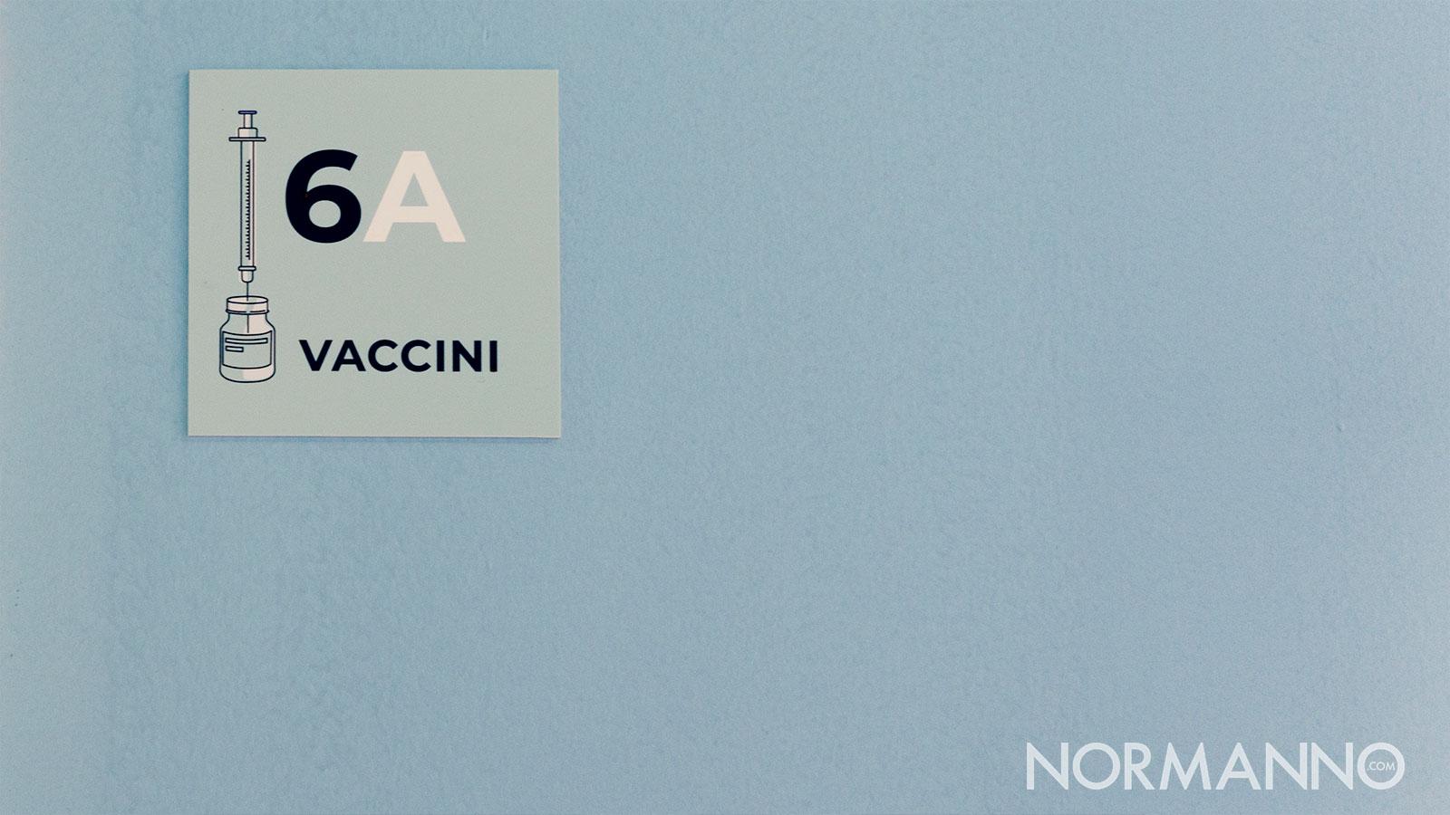 hub per i vaccini covid alla fiera di messina