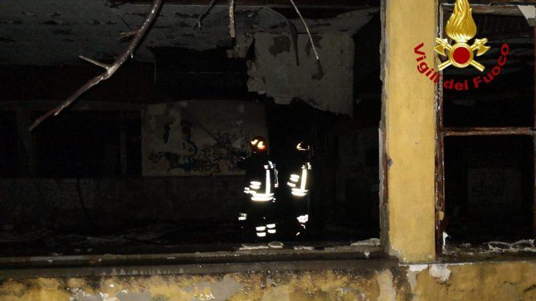 incendio ex cupole milazzo
