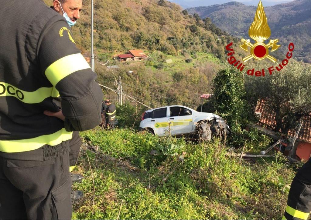 incidente postina a montagnareale