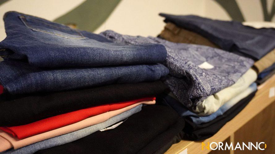negozio di abbigliamento solidale, benefit di messina