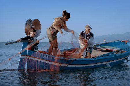 """giusy e antonella donato, pescaturismo per il progetto """"la sicilia si sente"""" di Birra Messina"""