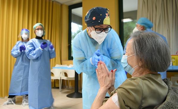 vaccini nelle case di cura in sicilia