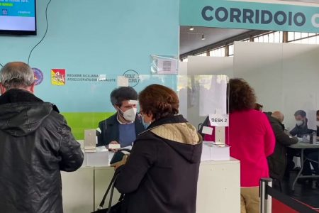 open weekend astrazeneca: vaccini anti-covid alla fiera di messina