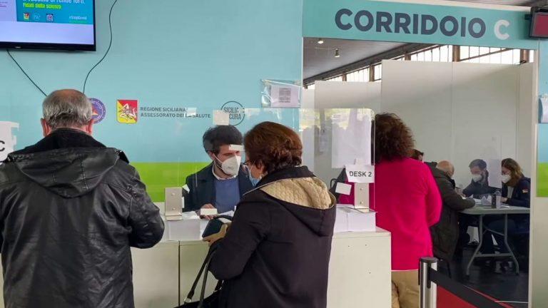 open weekend astrazeneca: vaccini anti-covid alla fiera di messina