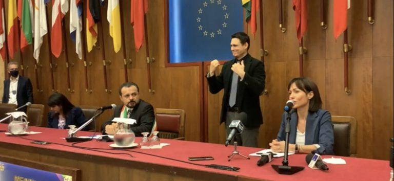 ministro Carfagna messina