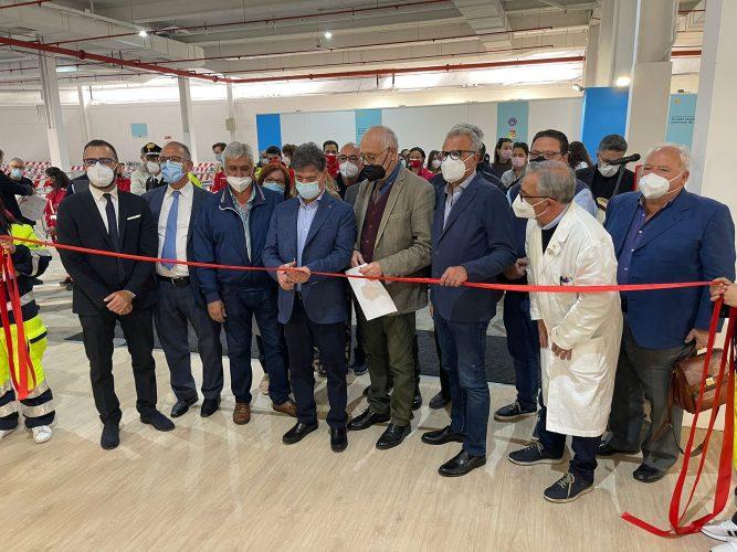 inaugurazione hub di taormina