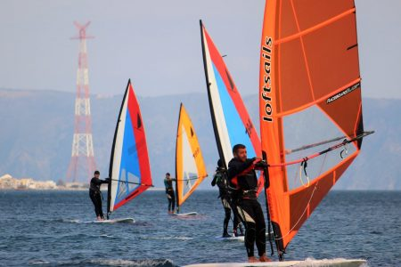 windsurf messina