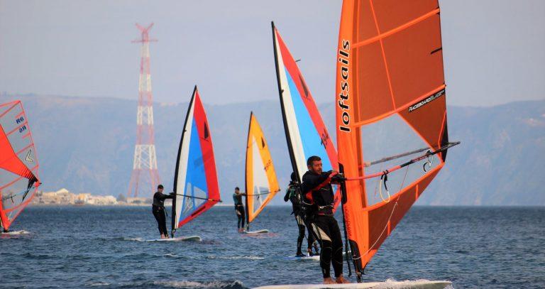windsurf messina