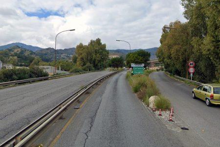 svincolo di gazzi, autostrada messina