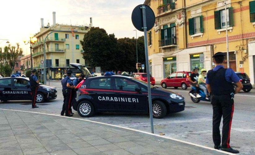 controlli carabinieri messina piazza cairoli