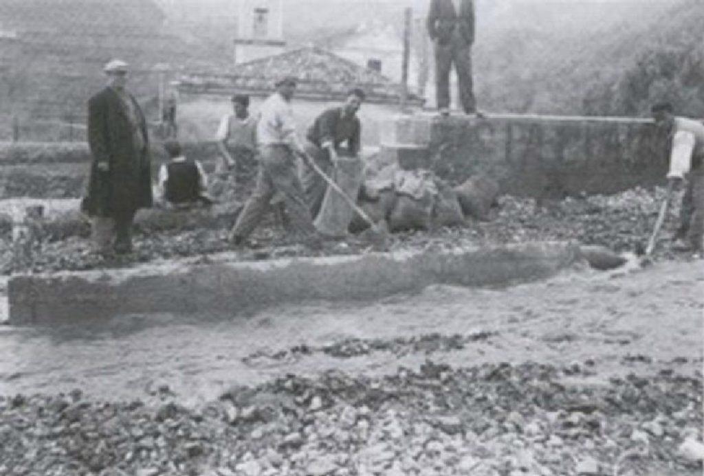 torrente larderia messina, esondazione 1954