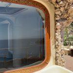 PNT, Isola Bella, Villa Bosurgi, dettaglio delle finestre
