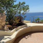 PNT, Isola Bella, Villa Bosurgi, terrazza e panche curvilinee al secondo piano (ph. Melamedia)