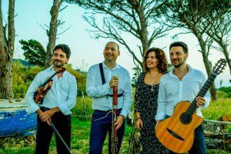 capo rasocolmo Elisa Lorena e trio atipico, tango