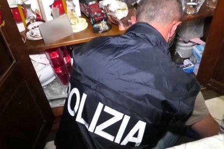 operazione anti-droga santa lucia sopra contesse messina