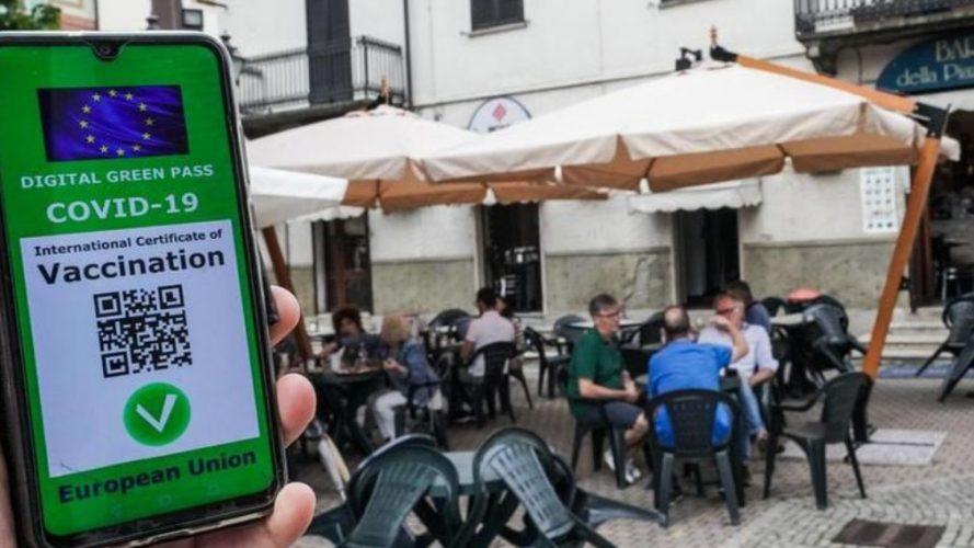 green pass ristoranti e bar