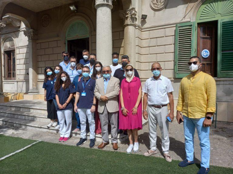 vaccini anti-covid al centro islamico di Messina