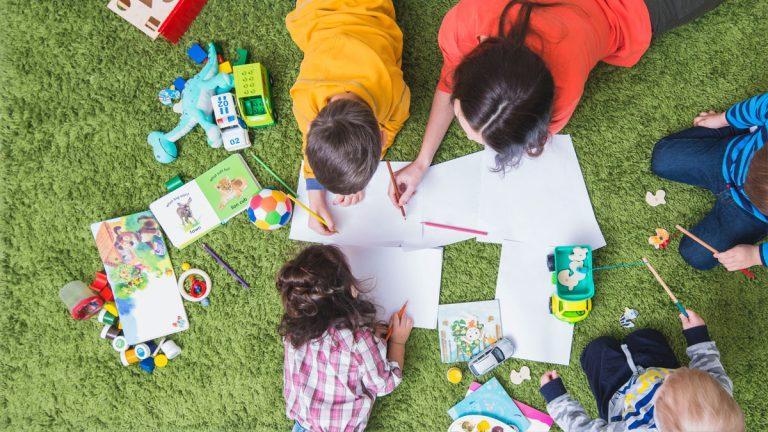 centro estivo per bambini villa dante di messina social city