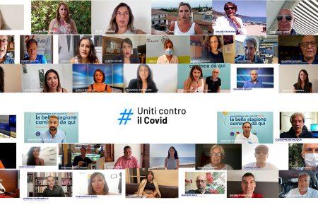 giornalisti di messina sivax campagna per il vaccino anti-covid