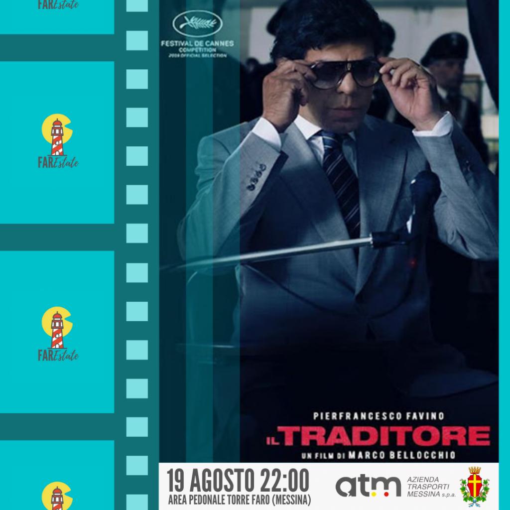 #farestate: cinema all'aperto nell'isola pedonale di Torre Faro con Atm Messina spa