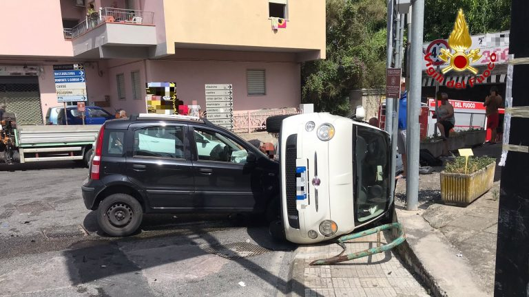 incidente stradale torregrotta