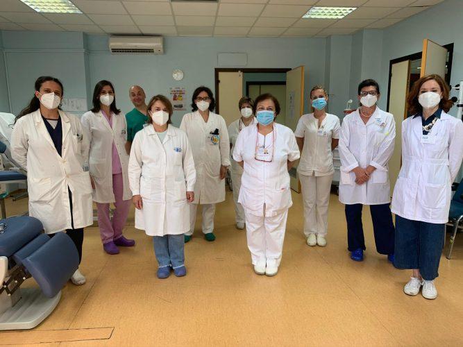 ospedale papardo di messina, reparto trasfusioni di sangue