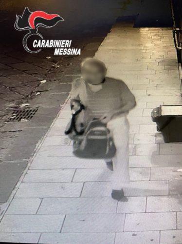 rinvenimento borsa di concetta gioè, donna senzatetto morta davanti alla chiesa di santa caterina