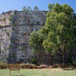 castel gonzaga, forte di messina