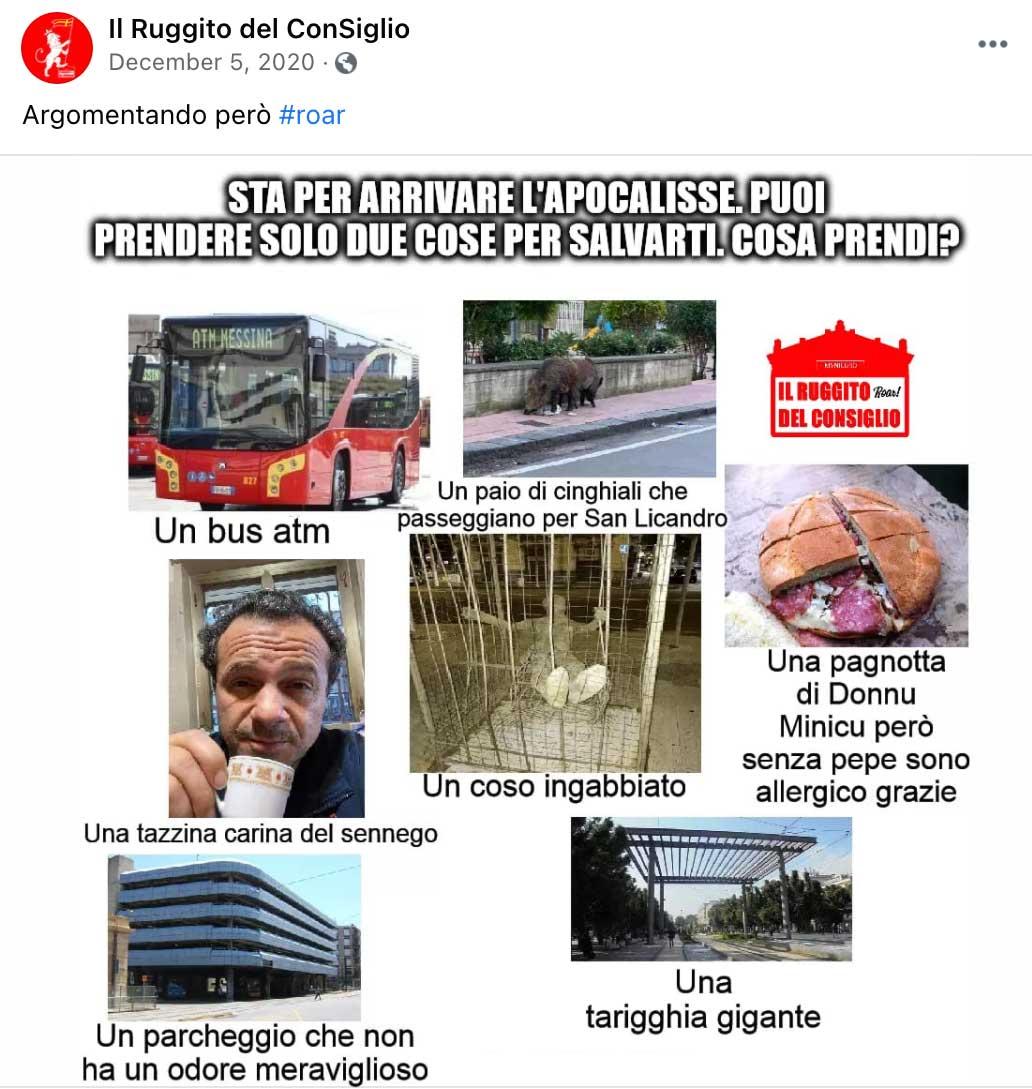 meme portale piazza cairoli messina