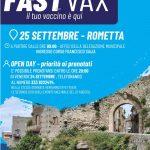 vaccini covid open day a rometta
