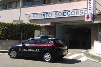 Carabinieri presso Policlinico di messina