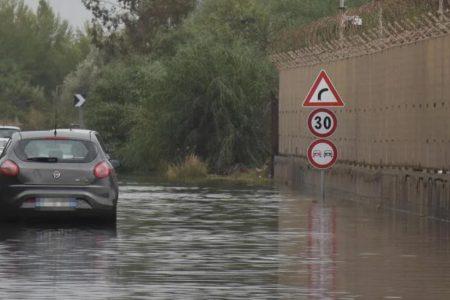 maltempo a catania (stato di emergenza in sicilia)