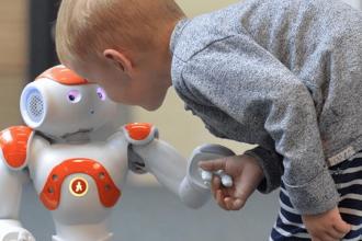 robot autismo messina